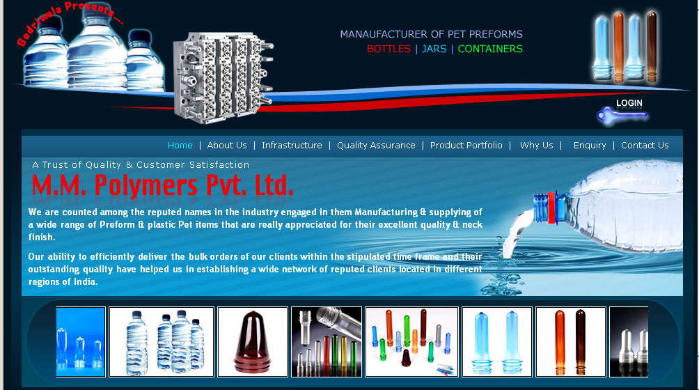 MM Polymers Pvt. Ltd.