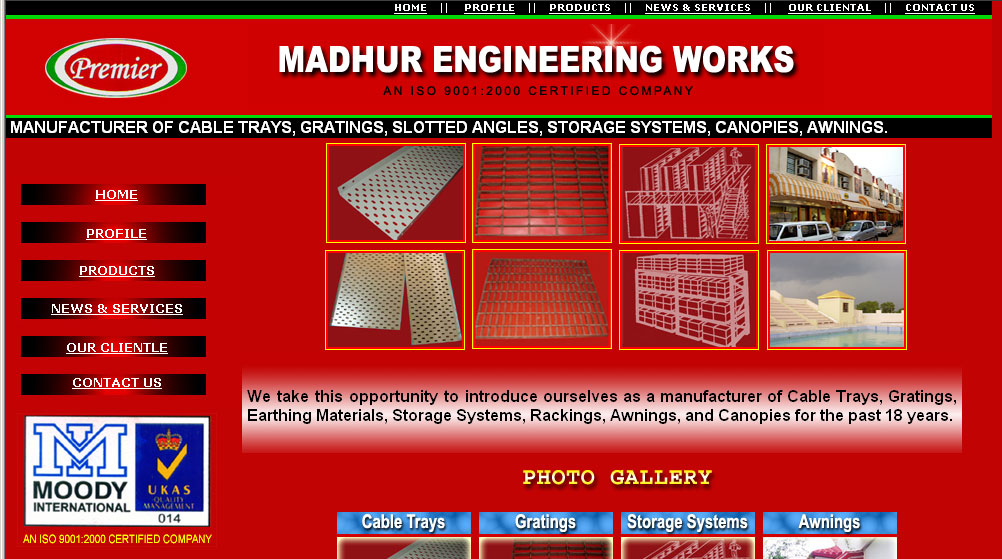 Madhur Engineering Works