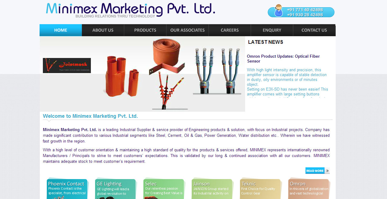 Minimex Marketing Pvt. Ltd.