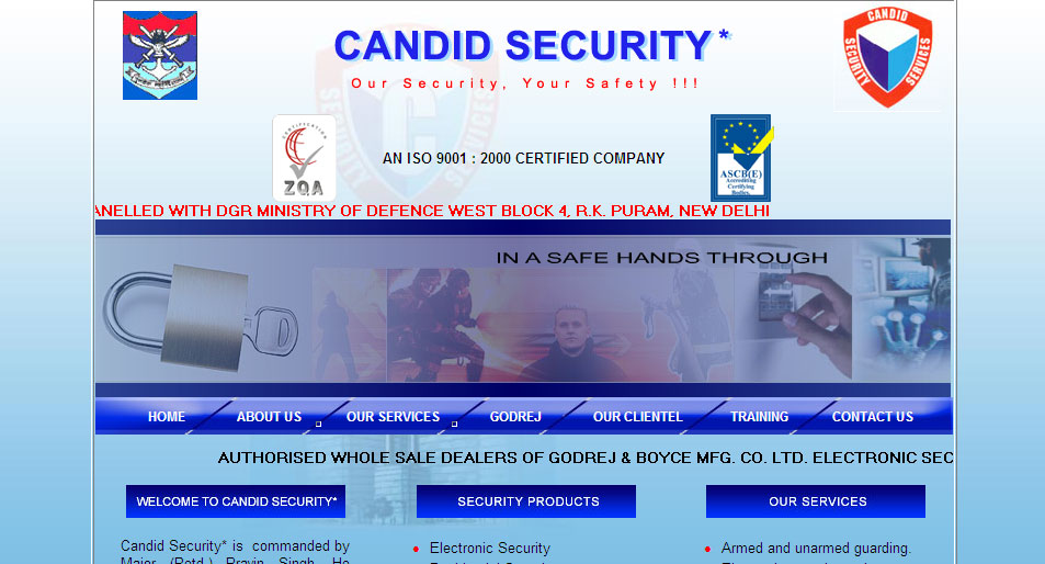 candid Security