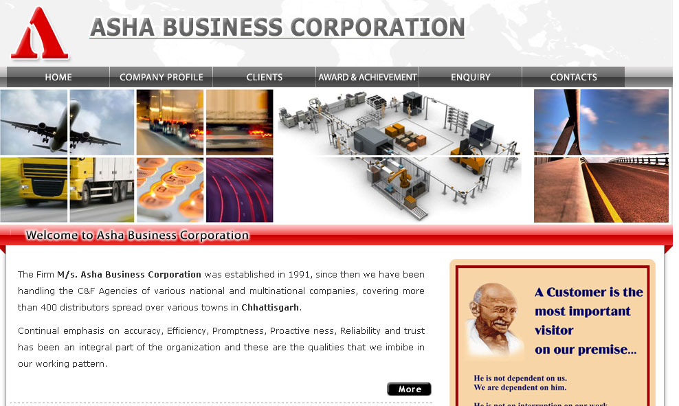 Asha Business Corporation