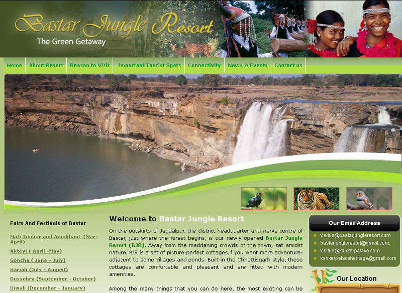 Bastar Jungle Resort