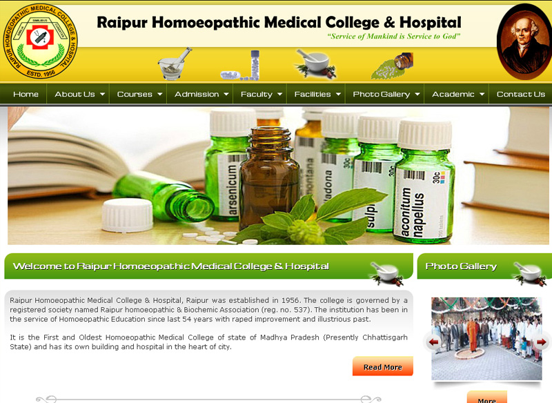 Raipur Homeopathy Medical College