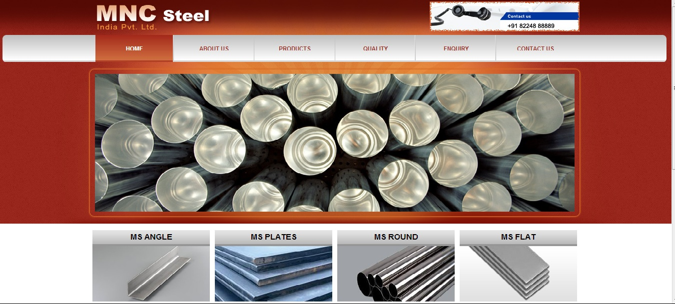 MNC Steels India Pvt. Ltd.
