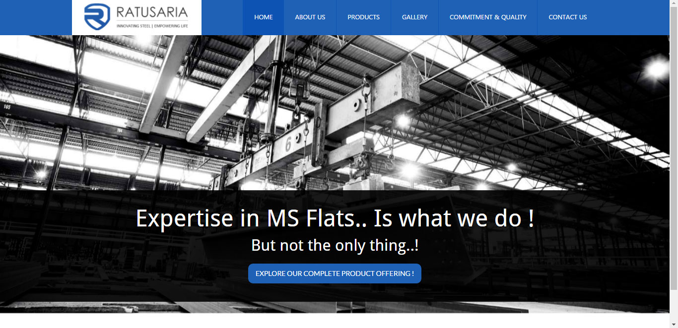 Ratusaria Steels Pvt. Ltd.