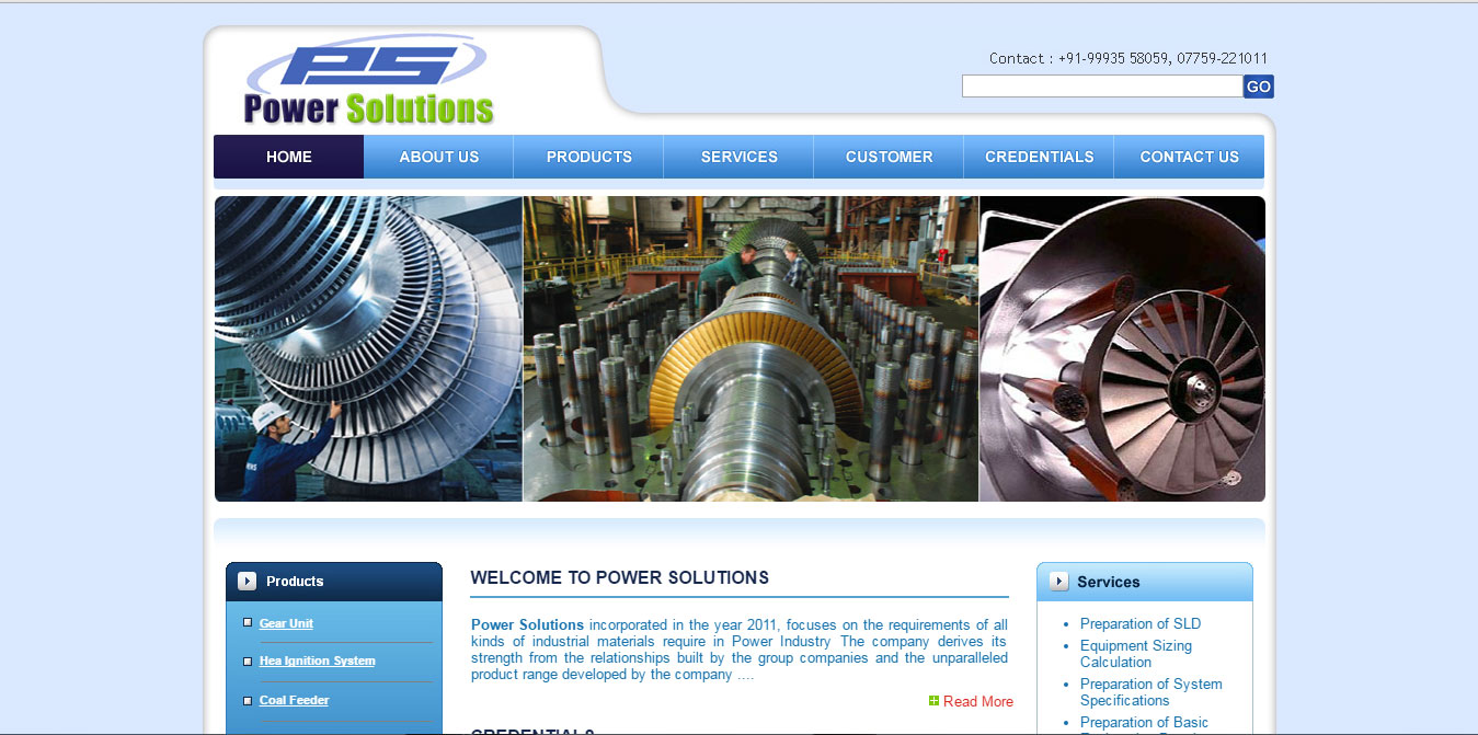 Power Solutions