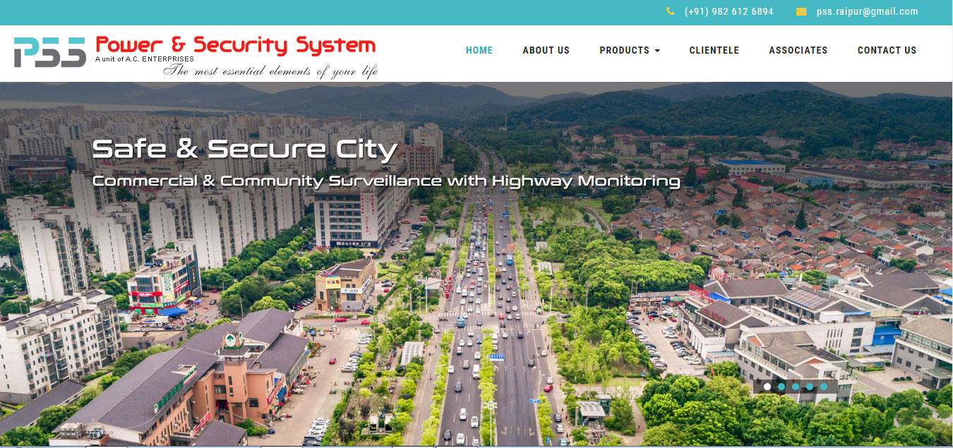 Power and Security Systems